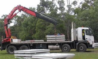 Hire Crane Truck Brisbane